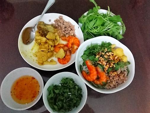 Mì Quảng trộn cho bữa sáng thêm ngon - 4