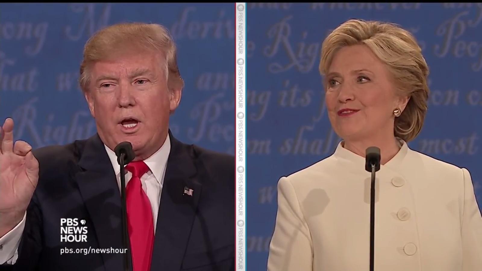 Clinton: Trump là người nguy hiểm nhất thế giới hiện đại - 5