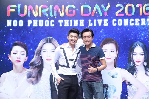 Nhanh tay săn vé xem liveshow lớn nhất của Noo Phước Thịnh - 4