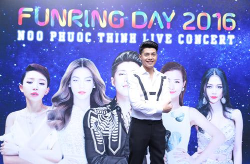 Nhanh tay săn vé xem liveshow lớn nhất của Noo Phước Thịnh - 2