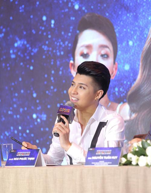 Nhanh tay săn vé xem liveshow lớn nhất của Noo Phước Thịnh - 1