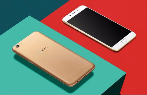 Oppo R9s và Oppo R9s Plus trình làng, RAM 6GB - 2