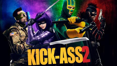 Kick Ass 2: Bạo lực, nhảm nhí vẫn khiến khán giả đổ gục - 1