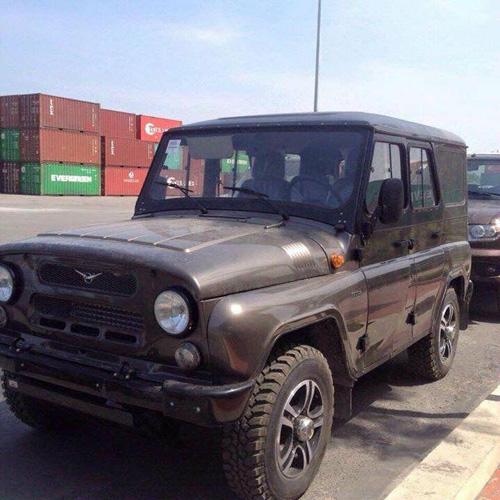 Loạt xe thương hiệu Nga bất ngờ xuất hiện tại Việt Nam - 6