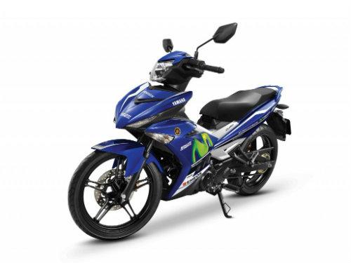 Soi Yamaha Exciter 150 MotoGP Edition Thái giá 39,6 triệu đồng - 1