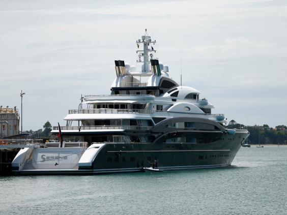 Hoàng tử Ả Rập mua du thuyền siêu sang 12 nghìn tỷ đồng - 2