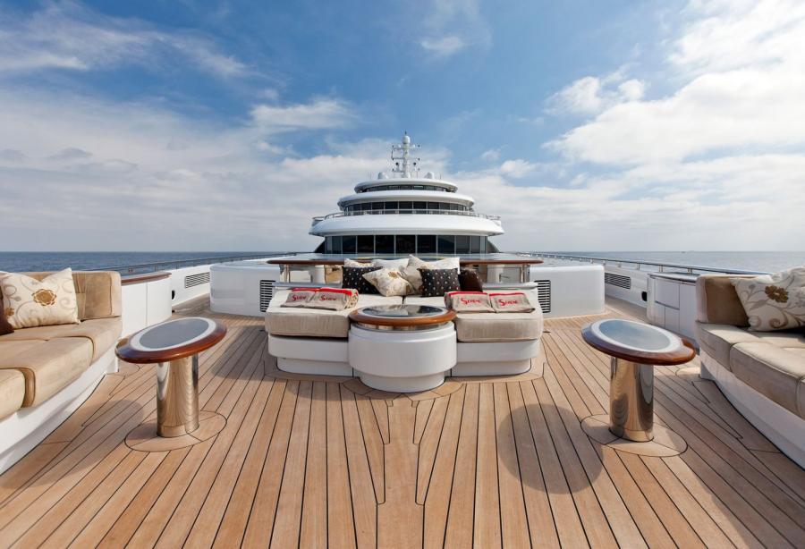 Hoàng tử Ả Rập mua du thuyền siêu sang 12 nghìn tỷ đồng - 5