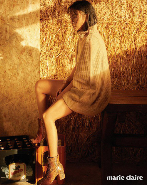Tan chảy với vẻ đẹp của nữ hoàng gợi cảm Hàn sau 3 năm ở ẩn - 11