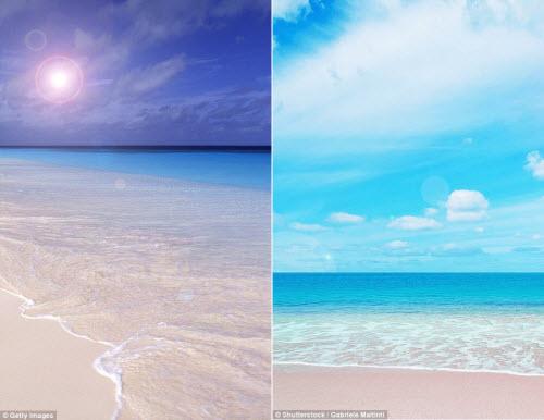 Những bãi biển màu hồng đẹp như mơ khắp thế giới - 7