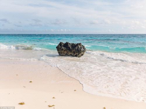 Những bãi biển màu hồng đẹp như mơ khắp thế giới - 8