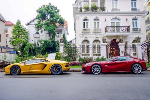 """Ferrari F12 Berlinetta giá gần 20 tỷ đã về tay Cường """"đô-la"""" - 4"""