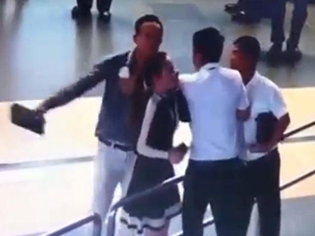 Nữ nhân viên hàng không bị đánh: Tôi rất hoang mang! - 1