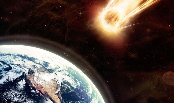 """NASA theo dõi thiên thạch """"khủng"""" có thể phá hủy Trái Đất - 1"""