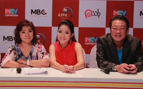 Sao Việt háo hức góp mặt đêm Chung kết tuyển chọn ca sĩ teen toàn năng - 1