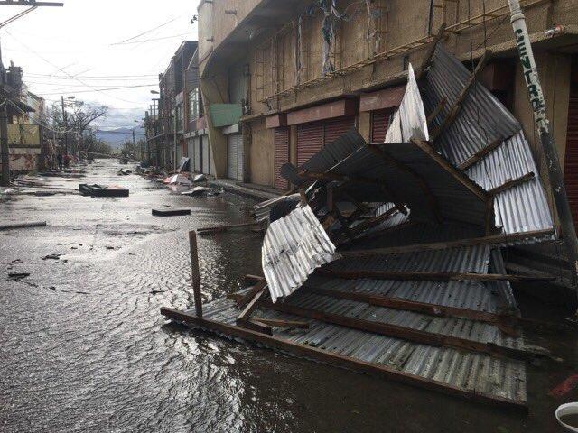 Sau Sarika, siêu bão Haima đổ bộ Philippines - 2