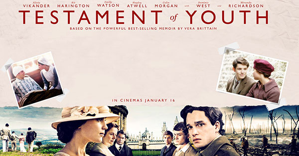 Trailer phim: Testament Of Youth - 1
