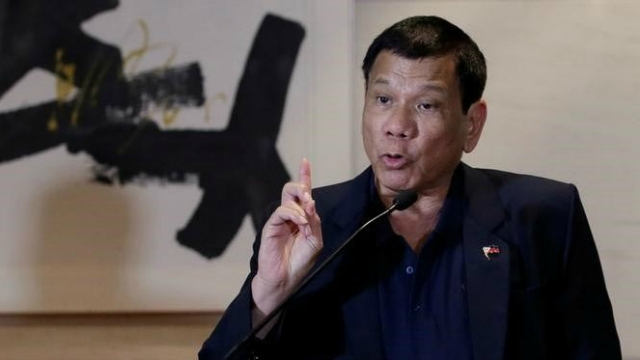 Duterte nhận họ với người TQ: Chưa chắc quan hệ tốt đẹp - 1
