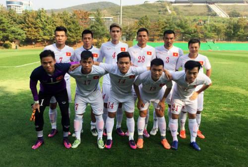 BXH FIFA tháng 10: Việt Nam vượt Thái Lan 10 bậc - 1