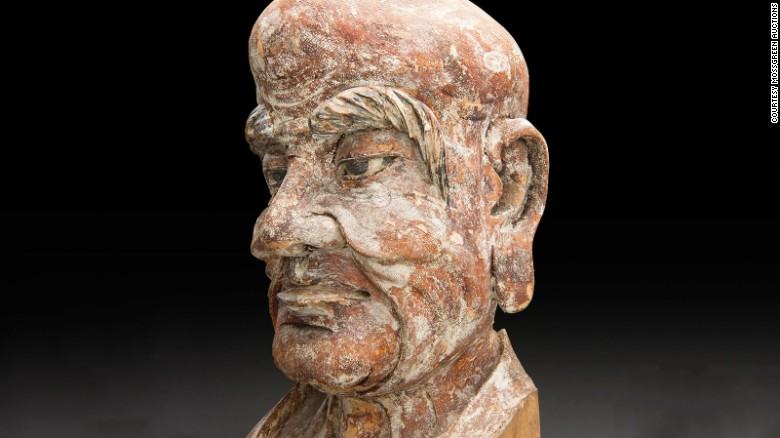 TQ: Phát hiện báu vật trong đầu tượng Phật 700 tuổi - 2