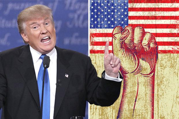 Trump phát ngôn nguy hiểm nhất lịch sử, người Mỹ lo sợ - 1