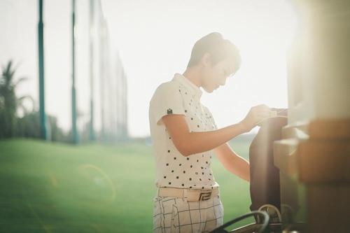 Choáng với sở thích chơi golf tốn kém của nữ MC đài VTV - 12