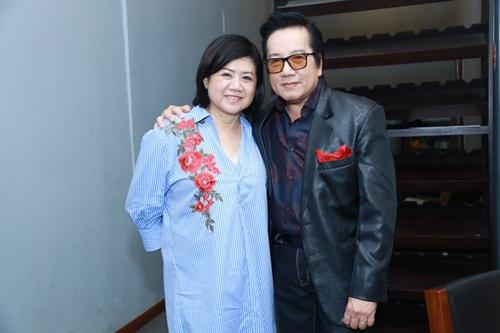 Mr. Đàm khéo léo trang điểm cho chồng Cẩm Ly - 7