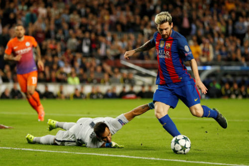 Các đại gia NHA không xứng để Messi khoác áo - 2