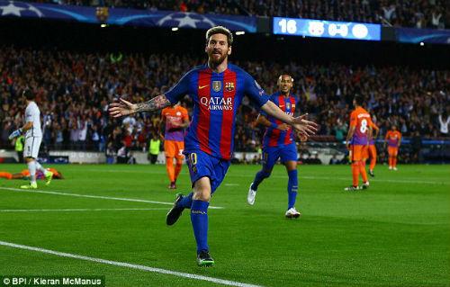 Các đại gia NHA không xứng để Messi khoác áo - 1