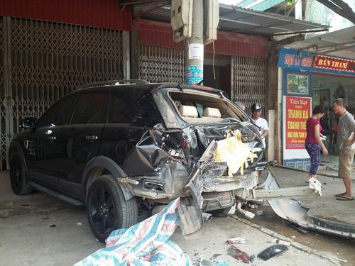Cậu bé 13 tuổi lái xe 29 chỗ gây tai nạn liên hoàn - 3