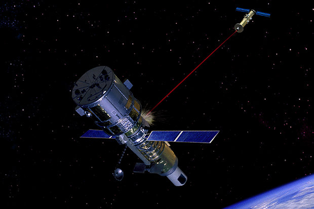 Mỹ: Lo sợ chiến tranh vũ trụ sớm nổ ra với Nga, TQ - 2