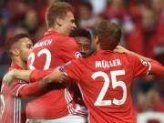 Bóng đá - Bayern Munich - PSV: Hàng công thăng hoa