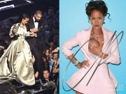 Hậu chia tay bạn trai, Rihanna ngày càng nóng bỏng