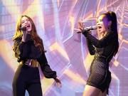 Màn song ca trị giá 50 triệu của Thu Minh, Hà Hồ