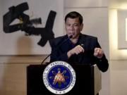Thế giới - Ông Duterte nói phán quyết Biển Đông chỉ là mẩu giấy