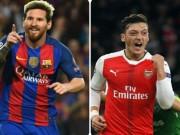 Bóng đá - Đọ hat-trick Messi – Ozil: Tinh hoa của bóng đá đẹp