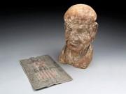 Thế giới - TQ: Phát hiện báu vật trong đầu tượng Phật 700 tuổi