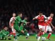 """Chi tiết Arsenal - Ludogorets: """"Pháo thủ"""" đánh tennis (KT)"""
