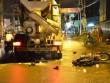 Va chạm xe bồn, 2 công nhân bị cuốn vào gầm