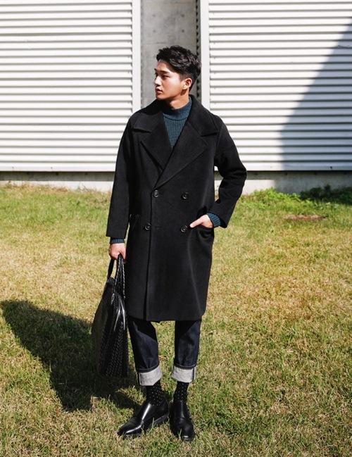 """Kiểu áo khoác """"chuẩn men"""" biến chàng thành quý ông - 3"""