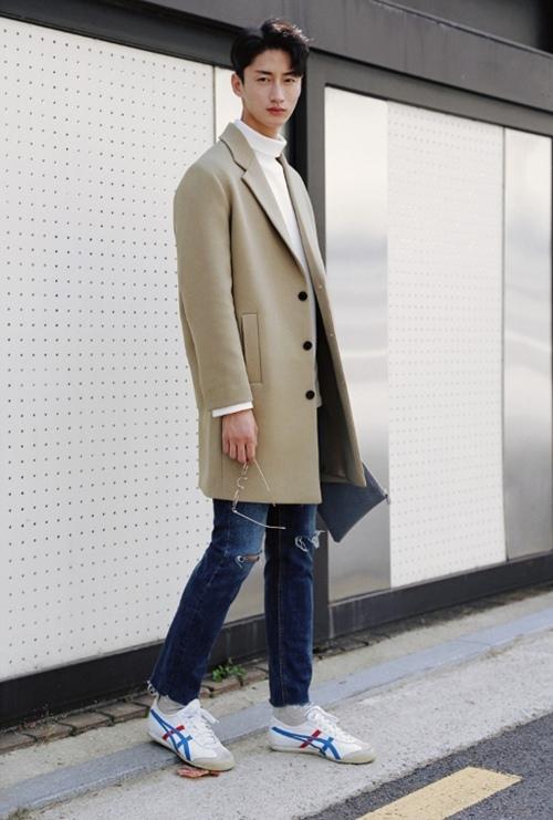 """Kiểu áo khoác """"chuẩn men"""" biến chàng thành quý ông - 10"""