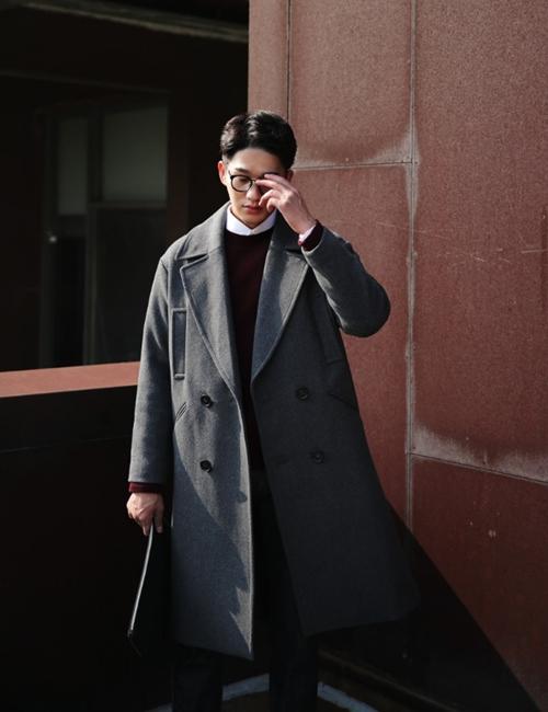 """Kiểu áo khoác """"chuẩn men"""" biến chàng thành quý ông - 8"""