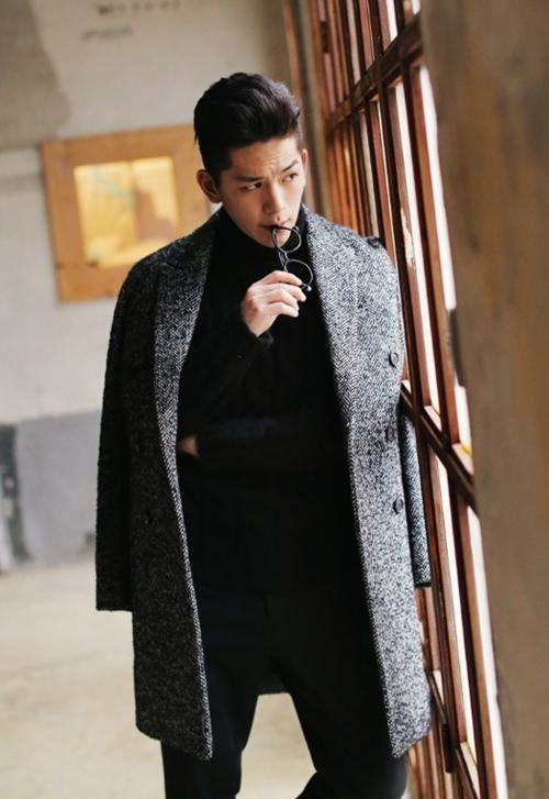 """Kiểu áo khoác """"chuẩn men"""" biến chàng thành quý ông - 14"""