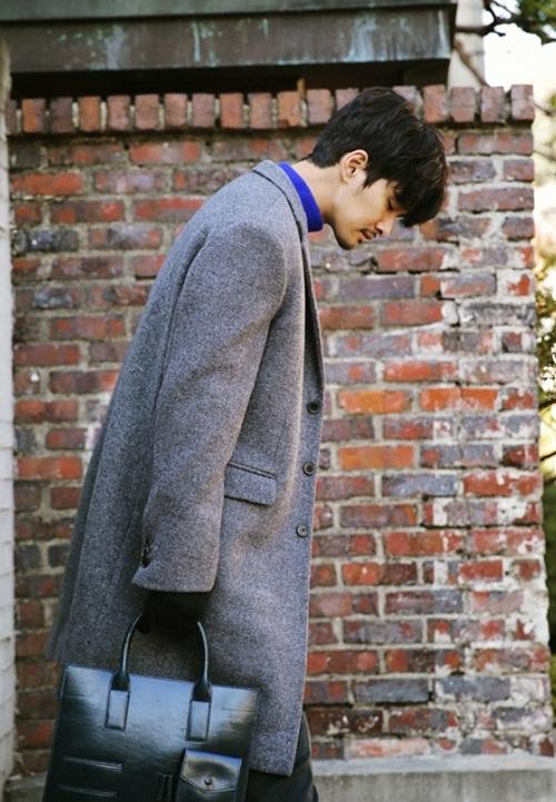 """Kiểu áo khoác """"chuẩn men"""" biến chàng thành quý ông - 15"""