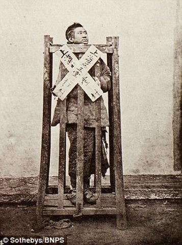 Ảnh cực hiếm về dân TQ cách đây 140 năm - 8