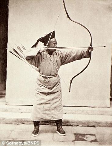 Ảnh cực hiếm về dân TQ cách đây 140 năm - 5