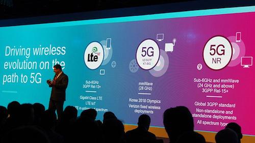 Đã có vi xử lý smartphone hỗ trợ mạng 5G - 1