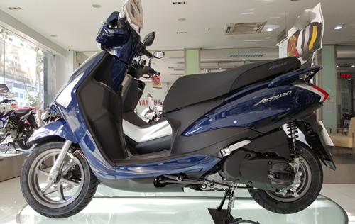 Yamaha Acruzo dính lỗi phải triệu hồi hơn 31.000 xe - 1