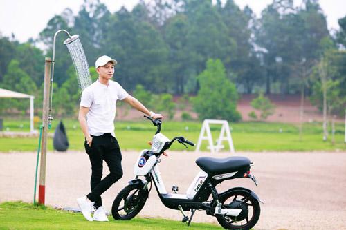 """""""Mốt xe điện"""" mới của giới trẻ - phá vỡ giới hạn của một chiếc xe đạp điện - 2"""