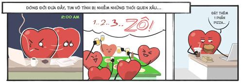 Bộ tranh vui: Những cuộc chia tay cần thiết cho trái tim - 2