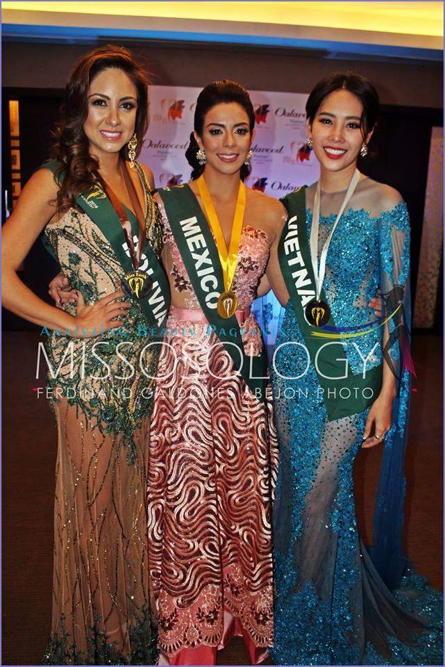 Nam Em thắng tiếp giải Bạc trang phục đẹp ở Miss Earth - 3